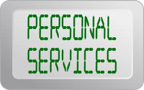 Personal Services or Home Services for individuals
