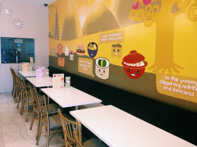 Agico Vegetarian Cafe