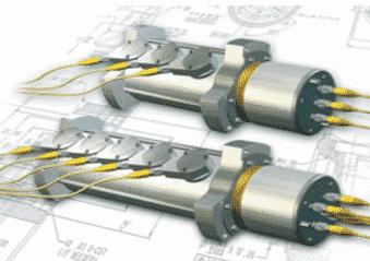 MOOG Fiber Optic Rotary Joints