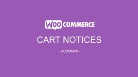 Cart Notices