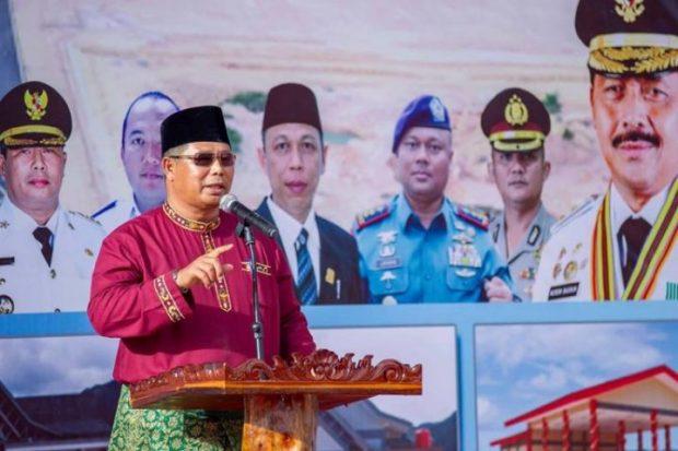 Abdul Haris Bupati Anambas : Masyarakat Yang Bijak Dan Cerdas Tidakkan Komplik Atas Sayembara Nama Bandar Udara Letung, SamuderaKepri