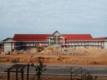 Kendala Listrik, Pusat Perkantoran di Anambas Urung di Tempati, SamuderaKepri