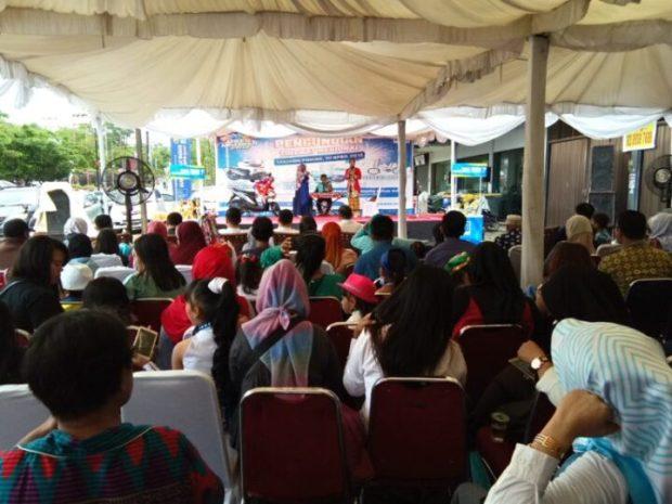 Pertahankan Kinerja Positif, BFI Finance Berikan Beragam Hadiah Dalam Program UBER di Kota Tanjungpinang, SamuderaKepri