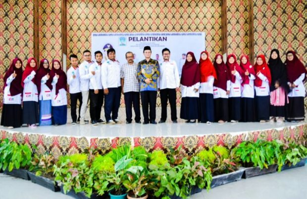 """, Pelantikan Bersama Kepengurusan KAMMI Se-Kepulauan Riau"""", SamuderaKepri"""