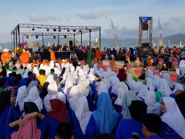 , Medco E&P Natuna Ltd. Dukung Festival Budaya Melayu Pesisir di Padang Melang, SamuderaKepri