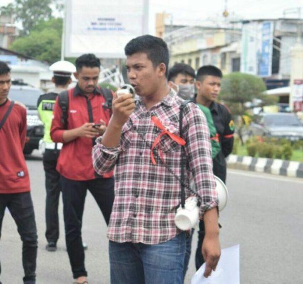, 13 Tahun MOU Helsinki,  LMND Kampaye Politik Mengisi Perdamaian di Bumi Aceh, SamuderaKepri