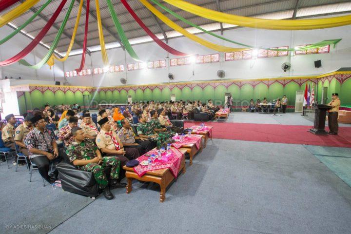 Penutupan Kursus Pembina Pramuka Mahir Tingkat Dasar (KMD), SamuderaKepri