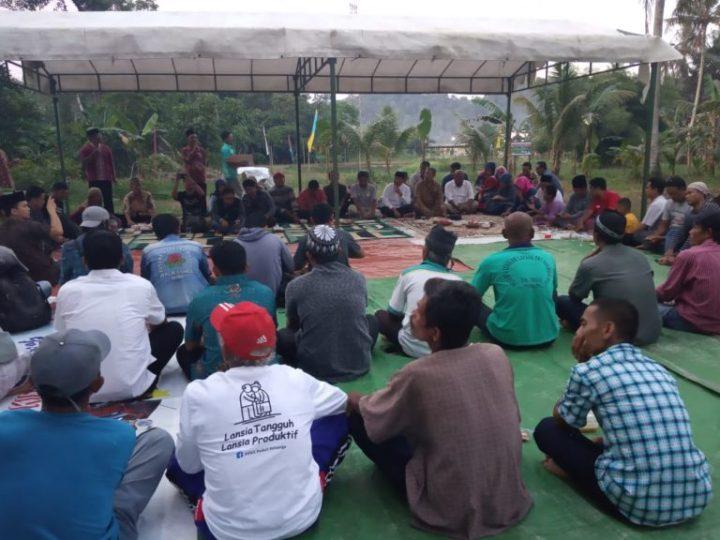 , BBKSDA Riau Buka Puasa Bersama Masyarakat Tembesi Bengkel, SamuderaKepri