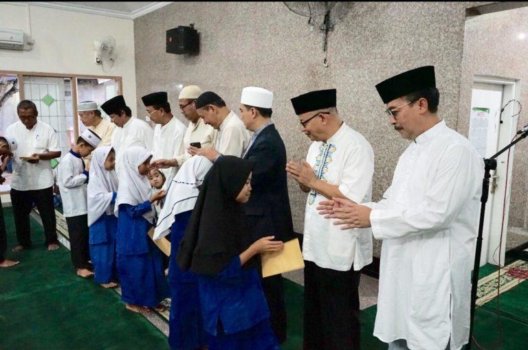 , Safari Ramadhan Momen Berbagi Rasa Kebahagiaan Dan Meningkatkan Tali Silaturrahmi, SamuderaKepri