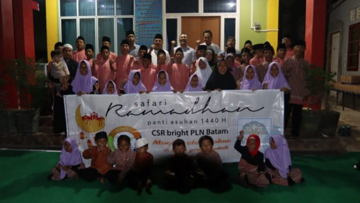 Safari Ramadhan Momen Berbagi Kebahagiaan Dan  Mempererat Tali Silaturahmi, SamuderaKepri