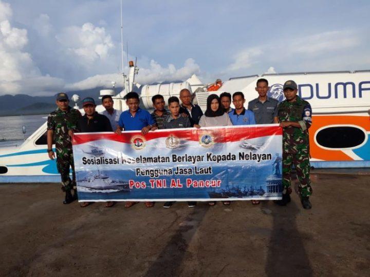 Antsipasi Arus Mudik, Lanal Dabo Singkep laksanakan sosialisasi dan penyiagaan unsur SAR, SamuderaKepri