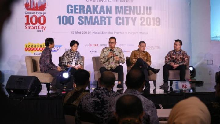 Dorong Pengembangan Kota Cerdas, Kominfo Siapkan Asesmen Sistem dan Infrastruktur