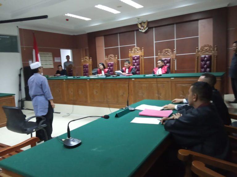 , Majelis Hakim Pengadilan Negeri Batam Memutuskan Muhammad Yunus Tidak Terbukti Bersalah..!, SamuderaKepri