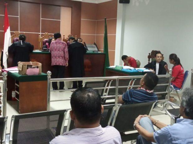 Saksi Auditor Diminta Oleh PT. BBI Untuk Memeriksa Kejanggalan Nota Invoice Saja