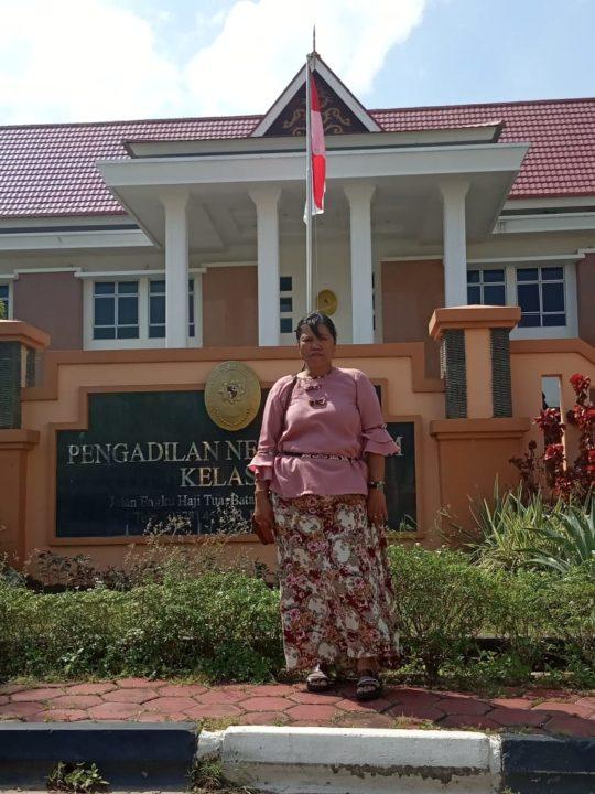 Pengadilan Negeri Batam Eksekusi Rumah Warga Saat Sidang Mediasi Berlangsung