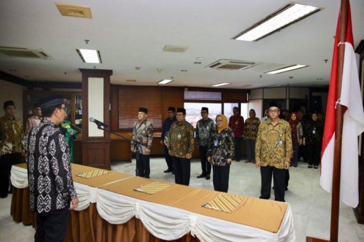 Kepala BP Batam Lantik 8 Pejabat Eselon II Dan III Dilingkungan BP Batam, SamuderaKepri