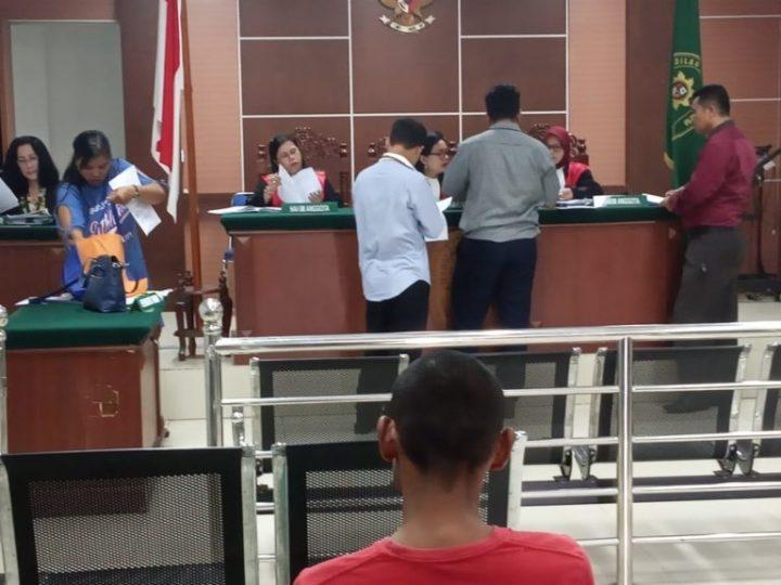 Bukti Berkas Tergugat Tidak Jelas, Dipending Oleh Majelis Hakim, SamuderaKepri