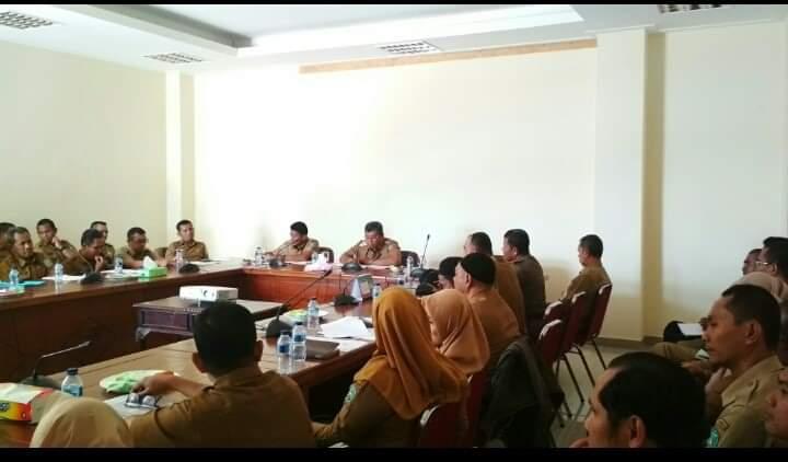 Bupati Anambas, Hadiri Rapat koordinasi Pejabat Pengelola Informasi dan Dokumentasi (PPID) Triwulan II, SamuderaKepri