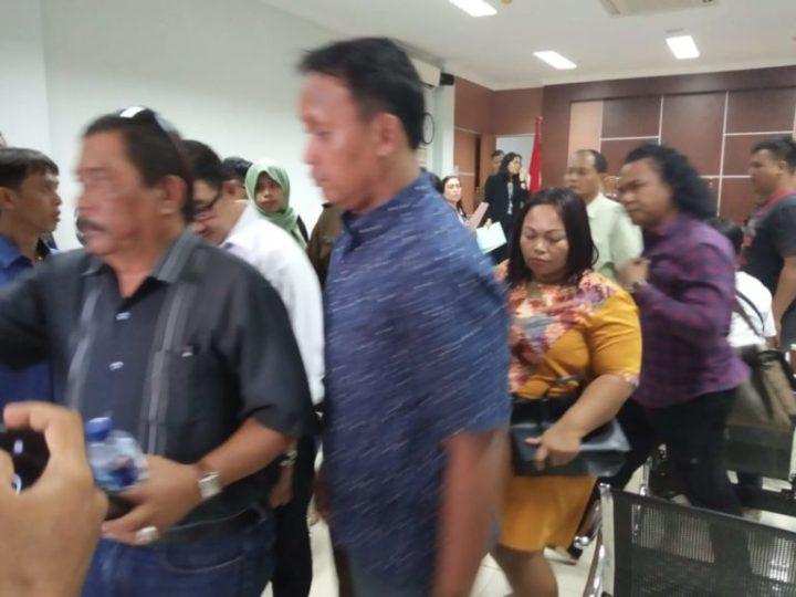 Eksepsi Penasehat Hukum Terdakwa Amat Tantoso Ditolak Oleh Jaksa, SamuderaKepri