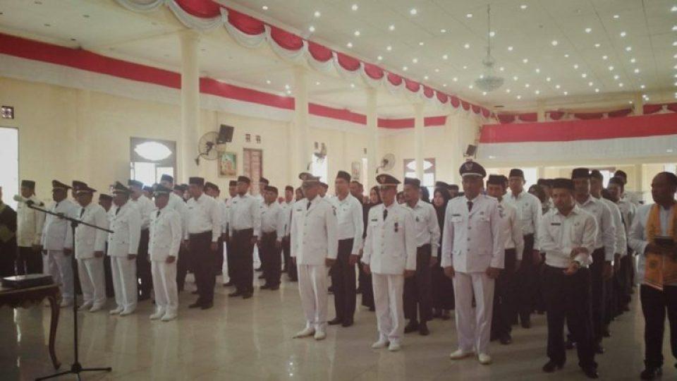 , Bupati Kembali Lantik Pejabat Eselon di Lingkungan Pemkab Natuna, SamuderaKepri