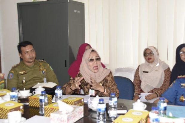 Dewan Kabupaten Natuna Bahas RAPBD 2020 Bersama Dinsos, Damkar dan Satpol