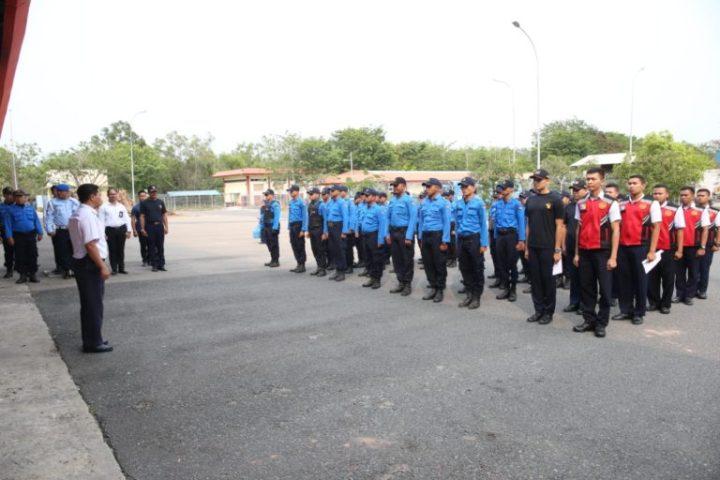 , Tim Gabungan Tertibkan Kegiatan Ilegal Di KKOP Bandara Hang Nadim, SamuderaKepri