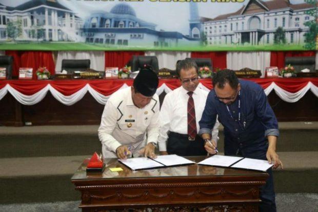 Dewan Perwakilan Rakyat Daerah Provinsi Kepulauan Riau Gelar Rapat Paripurna, SamuderaKepri