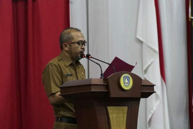 , Rapat Paripurna Dengan Agenda Pengumuman Susunan Pimpinan Dan Anggota Fraksi-Fraksi DPRD Kepri, SamuderaKepri