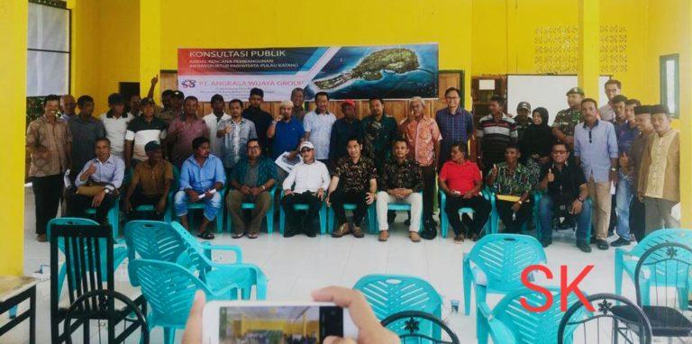 PT. Wijaya Group Tanam 1,4 Triliun Rupiah Untuk Sektor Pariwisata Di Kecamatan Katang Bidare, SamuderaKepri