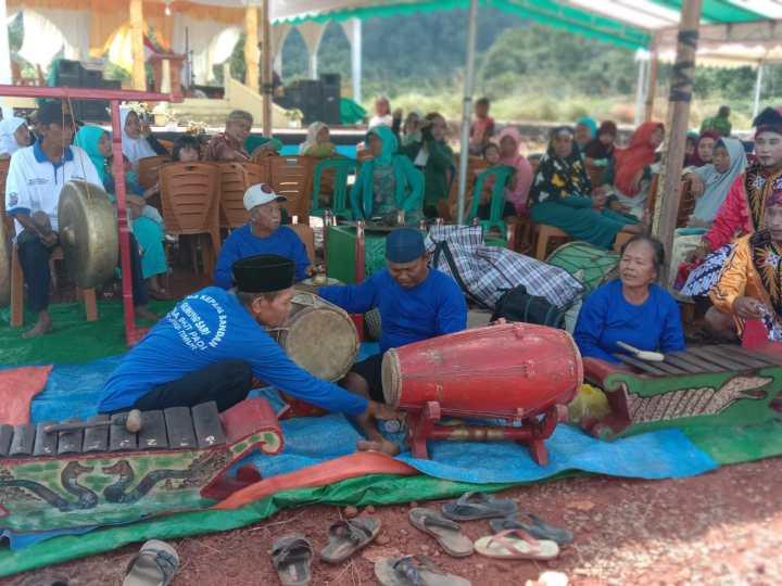 HUT Desa Bukit Padi Ke 23 Tahun Meriah