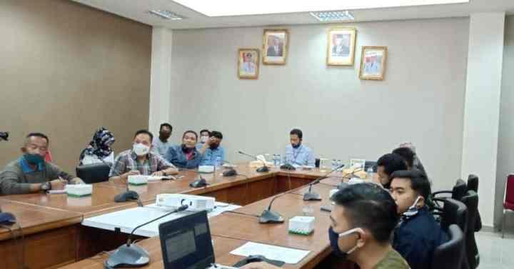 Pemkab Anambas Gelar Rapat Persiapan Kedatangan Menkopolhukam Republik Indonesia, Pemkab Anambas Gelar Rapat Persiapan Kedatangan Menkopolhukam Republik Indonesia, SamuderaKepri