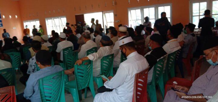 Isdianto Gubernur Kepri Kunjungi Pulau Jemaja Anambas