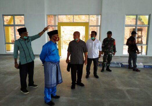 DPRD Natuna, Pembangunan Fisik Tahun 2020 Tepat Waktu, SamuderaKepri