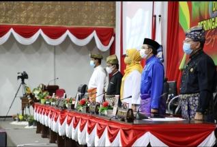 , DPRD Kepri Peringati Hari Jadi Ke-18 Provinsi Kepri, SamuderaKepri