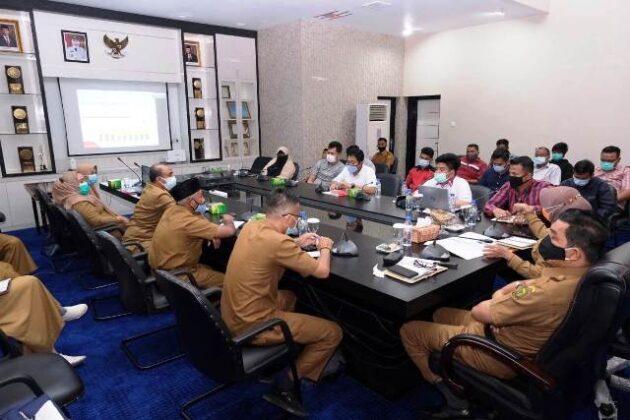Walikota Rahma Tangapi Kelangkaan BBM di Kota Tanjungpinang, Walikota Rahma Tangapi Kelangkaan BBM di Kota Tanjungpinang, SamuderaKepri