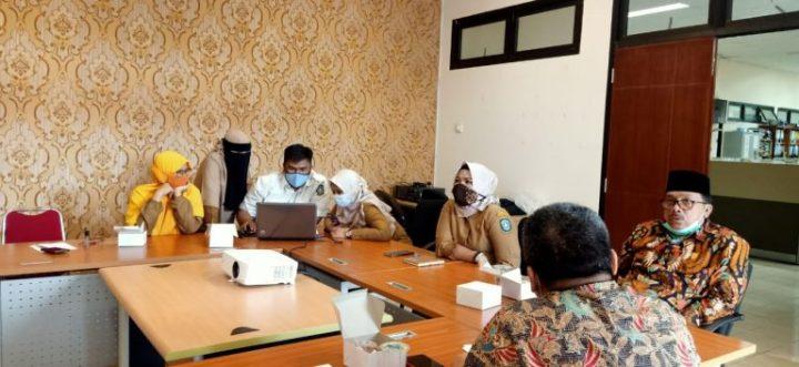 Pansus C DPRD Natuna Kunker ke Kantor Gubernur Kepri, Pansus C DPRD Natuna Kunker ke Kantor Gubernur Kepri, SamuderaKepri