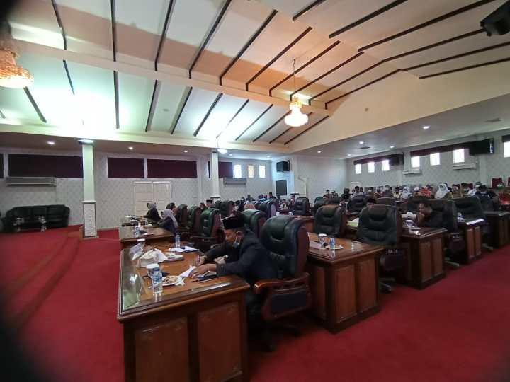 Wakil Bupati Karimun Hadiri Pembentukan Pansus Permasalahan Hutan Lindung dan Konsesi Tambang, SamuderaKepri