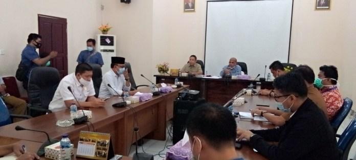 Komisi I DPRD Natuna Kesalkan Dugaan Pembiaran Dalam Pengajuan Klaim BPJS, SamuderaKepri