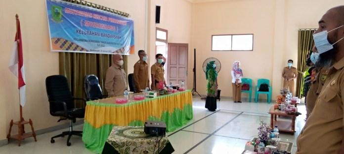 Komisi I DPRD Natuna Hadiri Musrembang Kelurahan Bandarsyah, SamuderaKepri