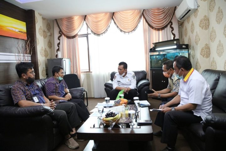 Gubernur Kepri Sambangi PLN Tanjungpinang, Gubernur Kepri Sambangi PLN Tanjungpinang, SamuderaKepri