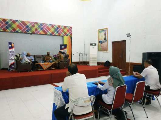Ketua Komisi I DPRD Natuna Menjadi Narasumber  RRI-Radio Tanggap Bencana, SamuderaKepri