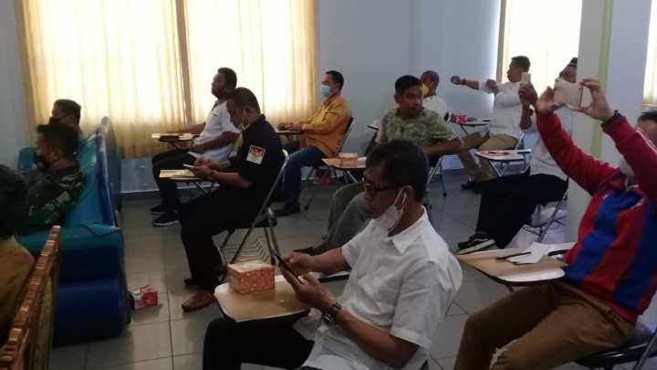 Pemerintah Kabupaten Anambas Gelar Rapat Pelaksanaan Koordinasi di Bidang Pendidikan Politik, SamuderaKepri