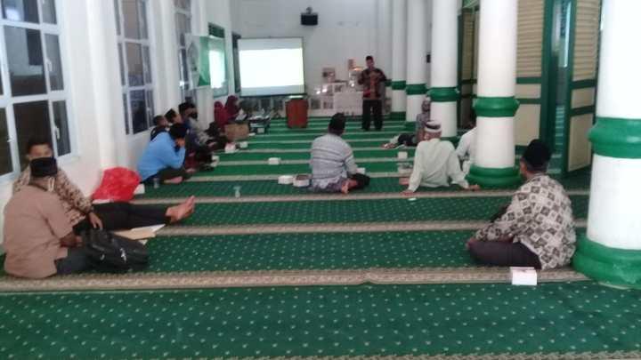 Pembinaan SDM Masjid Kabupaten Anambas di Selenggarakan Kemenag Kepri, SamuderaKepri