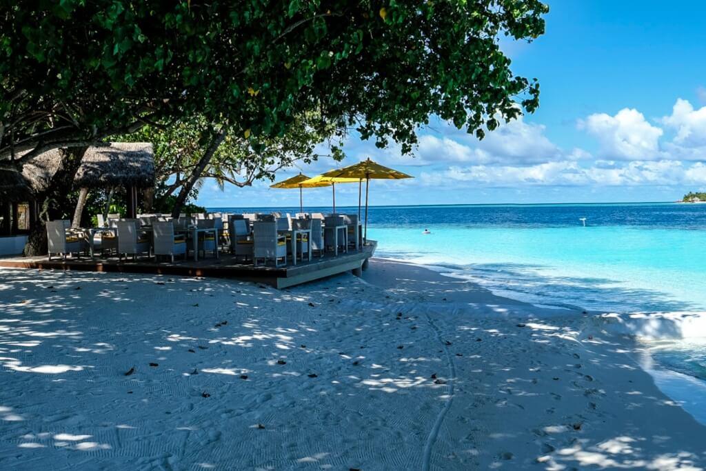 Angsana Resort And Spa Ihuru Maldives Header