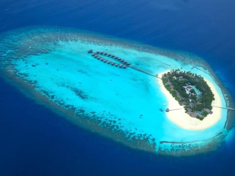 Ari Atoll Maldives Header Lines: