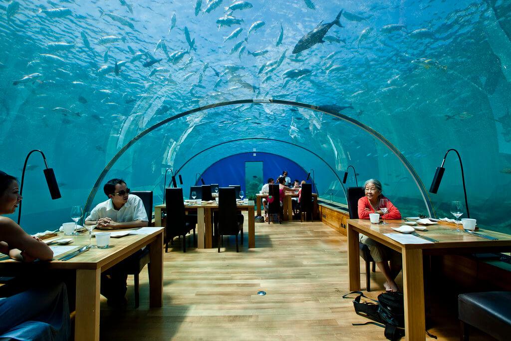 Conrad Maldives Rangali Island Resort, Maldives