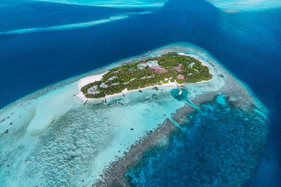Embudu Village Water Bungalow Maldives