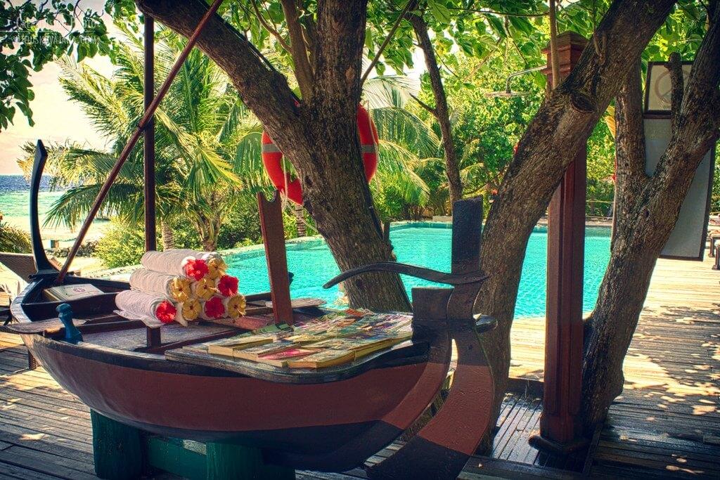 Eriyadu Island Resort, Maldives