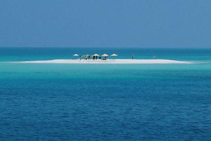 Full Day Maldives Sandbank Tour