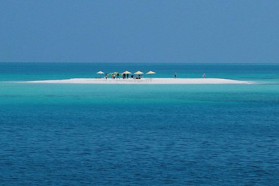 Full Day Maldives Sandbank Tour